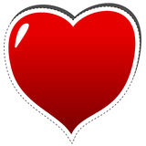 Heart icon Royalty Free Stock Images