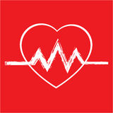 Heart, icon, , medicine icon and  Stock Image