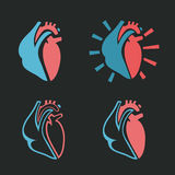 Heart Icon 01 A Royalty Free Stock Photography