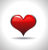 Heart Icon Vector Stock Images