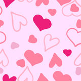Heart icons set great for any use. Vector EPS10. Heart icons set great for any use . Vector EPS10.n Royalty Free Stock Images