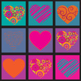Heart Illustration Royalty Free Stock Images