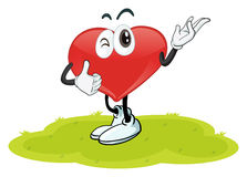 A heart Royalty Free Stock Photo