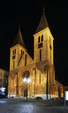 Heart of Jesus Cathedral in Sarajevo. Bosnia and Herzegovina Royalty Free Stock Photos
