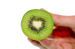 The heart of kiwi Stock Images