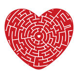 Heart of the Labyrinth Stock Photos