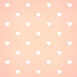 Heart line bg Stock Image