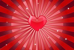 Heart love Royalty Free Stock Images
