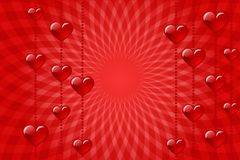 Heart love Stock Images