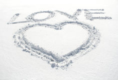 Heart and love Royalty Free Stock Photos