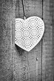 Heart of love Stock Photography