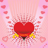 Heart love design Stock Photo