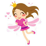Heart Love Fairy Stock Images
