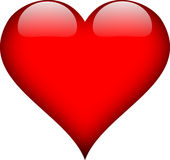 Heart, Love, Red, Valentine Stock Images