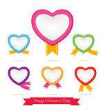 Heart of love valentine day 0001 Stock Image