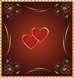 Heart, love, the Valentine's day Royalty Free Stock Images