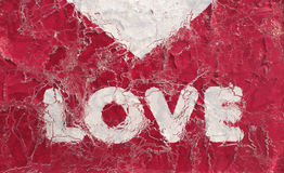 Heart and love Stock Photography