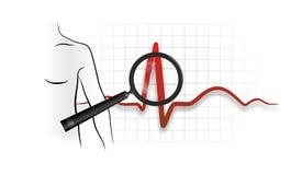 Heart medicine Stock Photo
