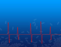 HEART MEDICINE Stock Image