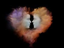 Heart Metaphor Stock Photo