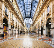 In the heart of Milan, Italy Stock Photos