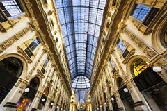 In the heart of Milan, Italy Stock Photography