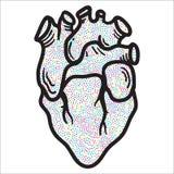 Heart modern element Stock Photos