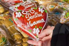Heart for mom Royalty Free Stock Photos