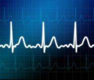 Heart monitor Stock Photography