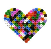 The heart of a mosaic Stock Photography