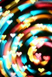 heart motion Στοκ φωτογραφίες με δικαίωμα ελεύθερης χρήσης