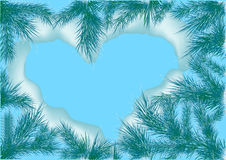 Heart nature Royalty Free Stock Image