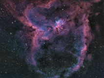 The Heart Nebula Stock Photo