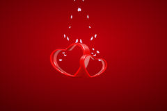 Heart Open Royalty Free Stock Images