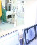 Heart operation Royalty Free Stock Photo