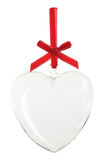 Heart ornament Stock Images