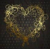 Heart  ornamental Royalty Free Stock Photo
