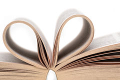 Heart Pages Stock Images