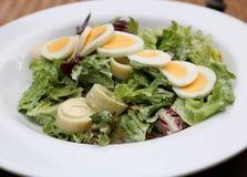 Heart of palm salad palmito ensalada in costa rica. In central america america comida food stock photo