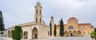 The heart of Paralimni Royalty Free Stock Images