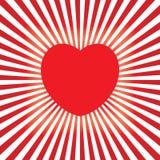 Heart pattern Royalty Free Stock Photos