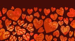 Heart pattern Stock Photos