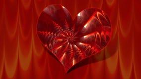 Heart - pattern stock footage