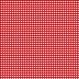 Heart Pattern Background Stock Image