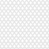 Heart pattern  colorless on white background Stock Photography
