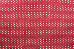 Heart pattern fabric texture Royalty Free Stock Photo