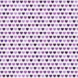 Heart pattern. Seamless vector Stock Photos