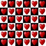 Heart Pattern Royalty Free Stock Image