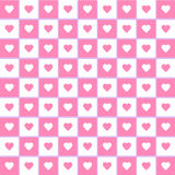 Heart patterns icon great for any use. Vector EPS10. Royalty Free Stock Photography