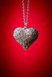 Heart Pendant Royalty Free Stock Image